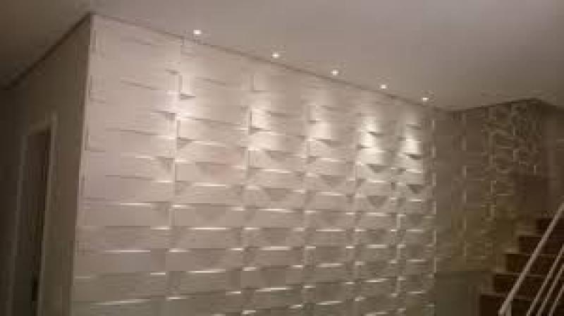 Drywall de Gesso 3d Preço Santa Teresinha de Piracicaba - Drywall Teto