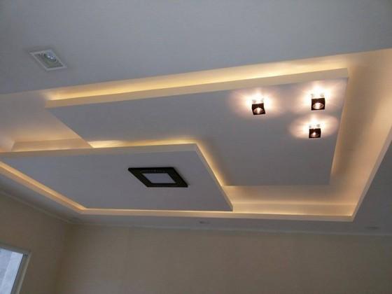 Drywall de Gesso Decorado São Mateus - Drywall