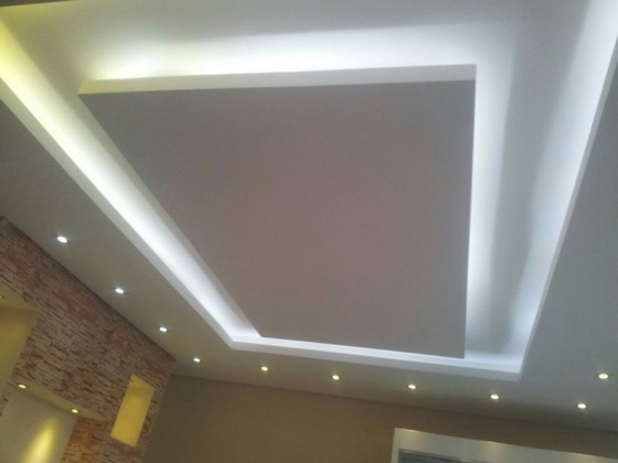 Drywall Gesso Valor Caiubi - Drywall Parede