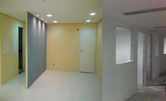 Drywall Parede Água Funda - Drywall