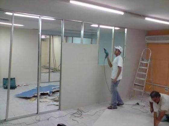 Ferragem Forro Drywall Preço Votuporanga - Ferragem para Forro Drywall em Construção