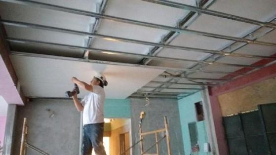 Ferragens Forro Drywall Parelheiros - Ferragem Forro Drywall