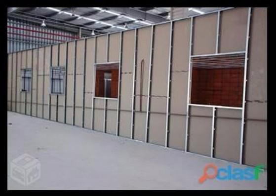 Ferragens para Parede Drywall Mauá - Ferragem para Forro Drywall em Construção