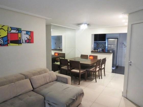 Instalação de Forro de Gesso Apartamento Jaraguá - Forro de Gesso com Sanca