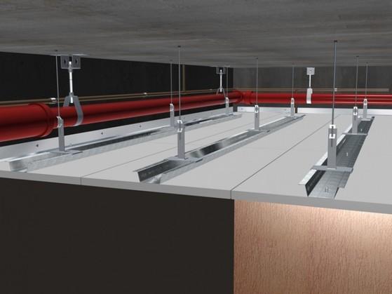 Onde Encontro Estrutura para Drywall Glicério - Drywall Gesso