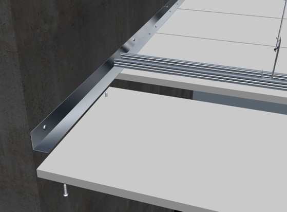 Onde Encontro Ferragem Forro Drywall Limão - Ferragem para Forro de Drywall