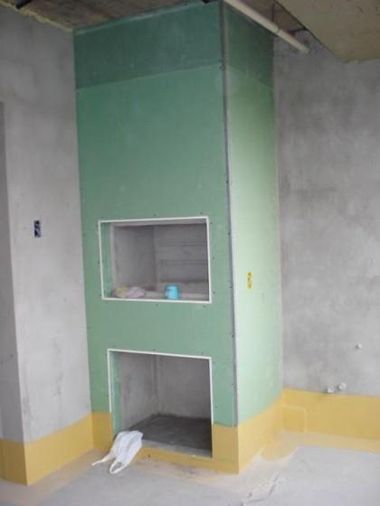 Onde Encontro Placa de Gesso Banheiro Araçoiabinha - Placa Anti Chamas Rf