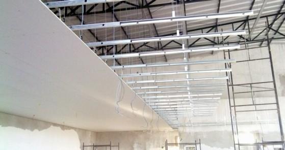 Onde Vende Ferragem para Forro de Drywall Serra da Cantareira - Ferragem de Parede Drywall