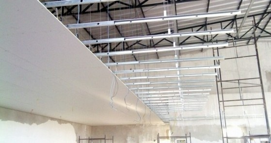 Onde Vende Ferragem para Forro de Drywall Itaquaquecetuba - Ferragem para Forro Drywall