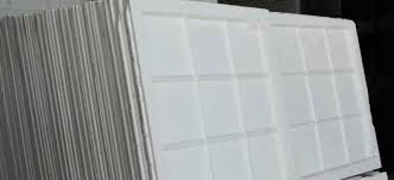 Placa Gesso 60x60 Preço Luz - Placa para Umidade Ru