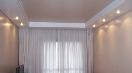 Placas de Gesso para Teto Vila Élvio - Placa para Umidade Ru