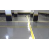 cimento de piso