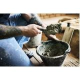 cimento para construção