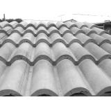 cimento de telhado Parque Colonial
