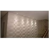 drywall de gesso 3d preço Itaquera