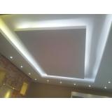 drywall de gesso decorado preço Luz