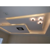 drywall de gesso decorado Ilha Comprida