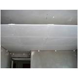 drywall para gesso acartonado Valinhos
