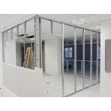 estrutura para drywall preço Piracicaba