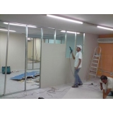 ferragem forro drywall preço Capão Redondo