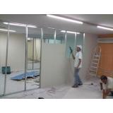 ferragem forro drywall preço Carapicuíba