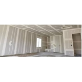ferragens para forro drywall em construção Santana