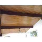forro de pvc de madeira Itapevi