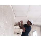 instalação de forro de gesso bisotado Carapicuíba