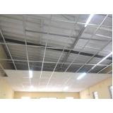 instalação de forro de pvc instalação Ponte Rasa