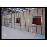 onde vende estrutura para drywall Cantareira